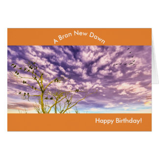 Birds image for Birthday greeting card