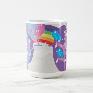 Birds in a Nest Coffee Mug