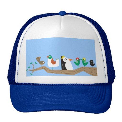 Birds in a Tree Trucker Hats