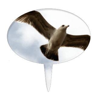 Birds in Flight Cake Toppers