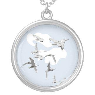 Birds in Flight Jewelry