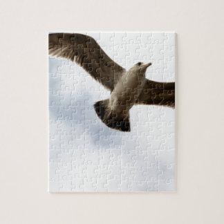 Birds in Flight Jigsaw Puzzle