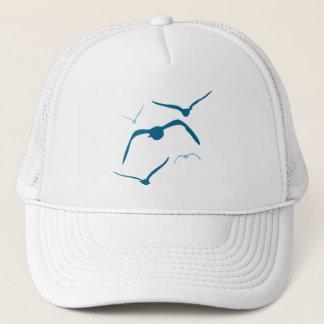 Birds in Flight Trucker Hat