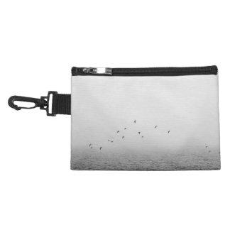 Birds in fog accessories bag