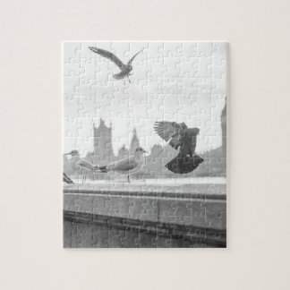 Birds in London Jigsaw Puzzle