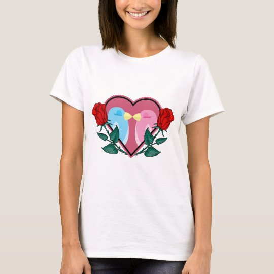 Birds In Love T-Shirt