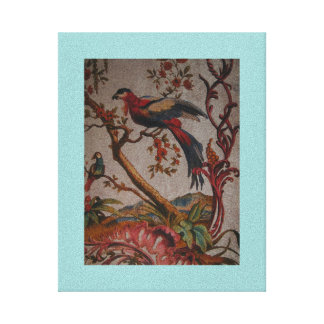 """Birds in Paradise  ~ Wrapped Canvas .75"""" Thick Canvas Print"""