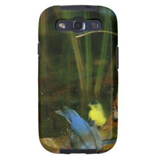birds in stream samsung galaxy SIII cover