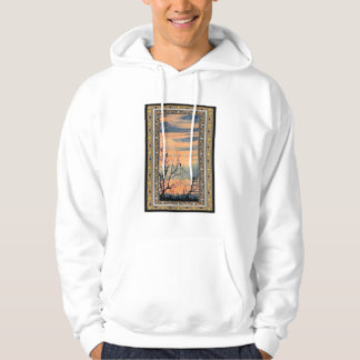 Birds in the branches hoodie