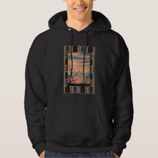 Birds in the bushes hoodie