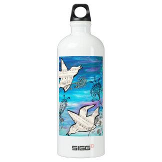 Birds in the Garden SIGG Traveler 1.0L Water Bottle