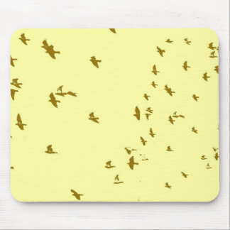 Birds in the Sky Mouse Pad