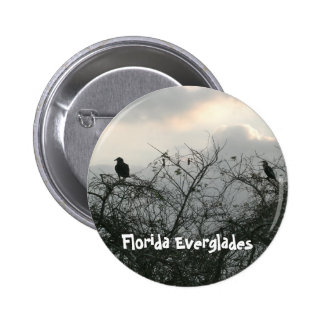 Birds in the Storm Pin