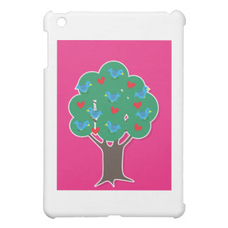 Birds in Tree iPad Mini Covers