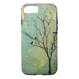 "Birds in Trees ""Need"" iPhone 7 Case"
