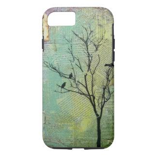 "Birds in Trees ""Need"" iPhone 7 Case"