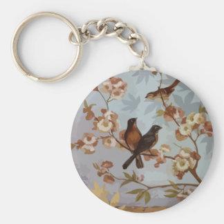 birds keychain