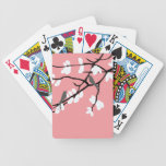 Birds_leaves_tree_design Poker Deck