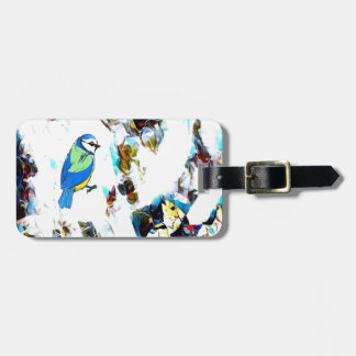 Birds Life by RT Mop Bag Tag