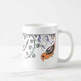 Birds Looking Down Coffee Mug