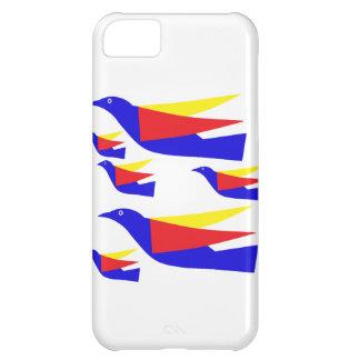 Birds migration iPhone 5C cases