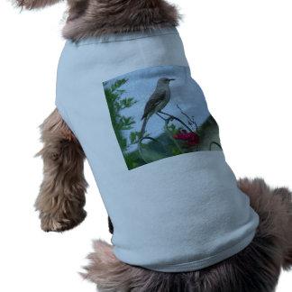Birds Mockingbird Animal Nature Photo Shirt