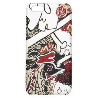 birds n skulls iphone case case for iPhone 5C