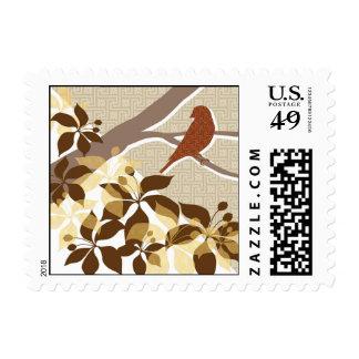 Birds&Nature Design Stamp