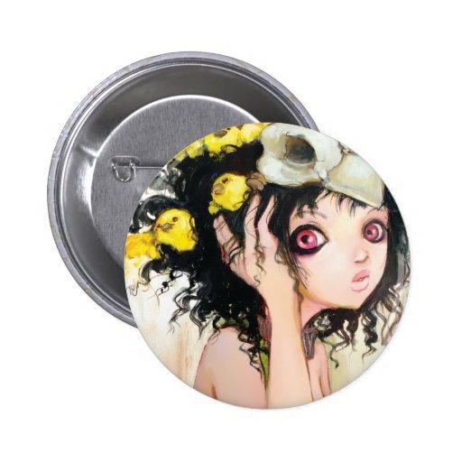 Bird's Nest Button
