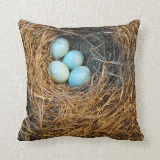 Birds Nest Pillow