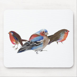 Birds of a feather 2011 mouse pad