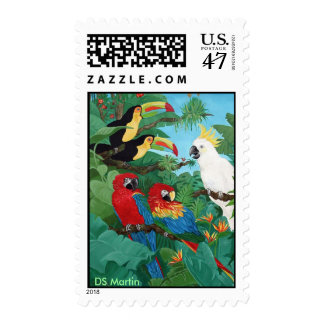 Birds of a feather   by Diana S Martin Postage