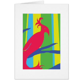 Birds of a Feather - Chirping Card