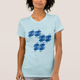 birds of a feather flock together tee shirts