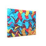 Birds of a Feather - lona estirada arte de Mordern Lona Estirada Galerias