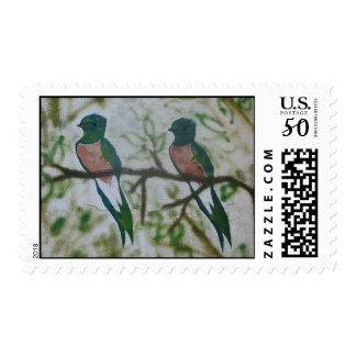 Birds of a Feather Postage