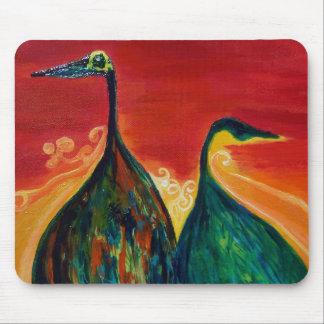 Birds of a Feather Tapete De Raton