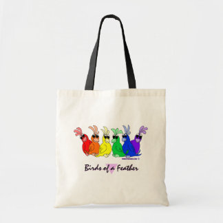 Birds of a Feather: Tote