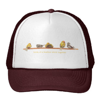 Birds of a Feather Trucker Hat