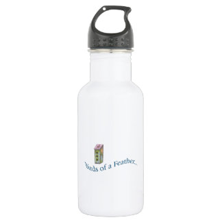 BIRDS OF A FEATHER WATER BOTTLE