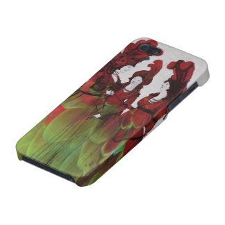Birds of a feather - women in bird feathers cases for iPhone 5