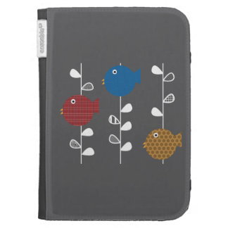 Birds of a Leaf Caseable Case Case For Kindle