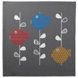 Birds of a Leaf  Napkins
