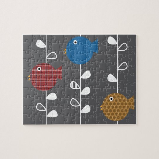 Birds of a Leave Puzzle