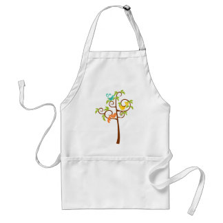 Birds of a Tree Adult Apron