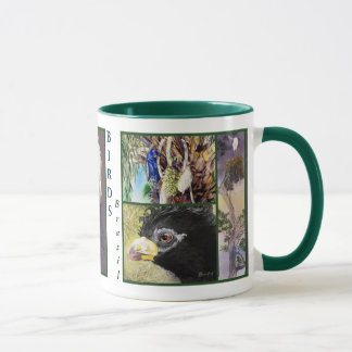 BIRDS of BRAZIL Fine Art  Mug
