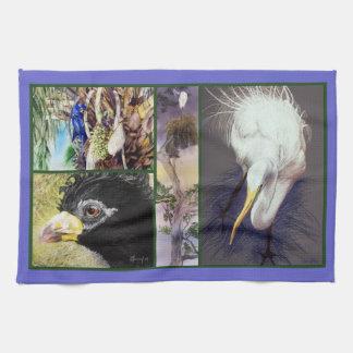 BIRDS of BRAZIL Kitchen Towel
