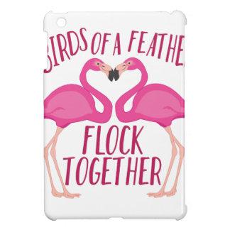 Birds Of Feather iPad Mini Cases