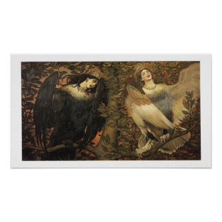 Birds of Joy and Sorrow Poster