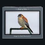 """Birds of Ohio Wall Calendar<br><div class=""""desc"""">Formerly marketed for the year 2016 exclusively, you can now get this Birds of Ohio wall calendar suitable for any year by selecting the year you desire when you place your order. All images were taken by Chuck Slusarczyk Jr. in various locations throughout the state, and are sure to brighten...</div>"""